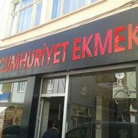 Photo taken at Cumhuriyet Ekmek Fabrikası by Emre Z. on 1/25/2014