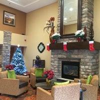 Photo taken at Holiday Inn Express & Suites Denver Sw-Littleton by Jordan B. on 12/9/2014