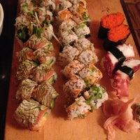 Photo taken at Joss Cafe & Sushi Bar by AJ on 8/24/2013