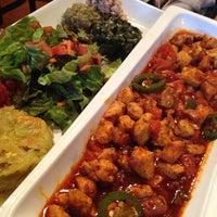 Photo taken at Desta Ethiopian Kitchen by AJ on 5/31/2013