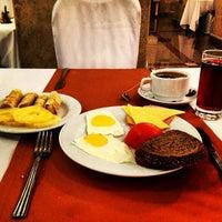 "Photo taken at Ресторан ""Белгород"" by iGaik on 1/15/2013"