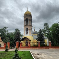 Photo taken at Храм Святителя Николая в Жегалово by Даниил П. on 5/27/2013