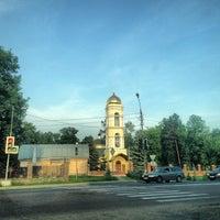 Photo taken at Храм Святителя Николая в Жегалово by Даниил П. on 5/31/2013