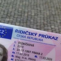 Photo taken at Registr řidičů by Žofka Ř. on 4/5/2016