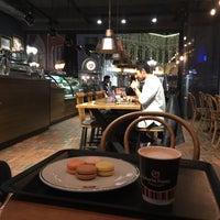 11/9/2016 tarihinde Beyaz B.ziyaretçi tarafından Gloria Jean's Coffees'de çekilen fotoğraf