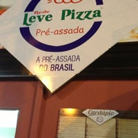 Photo taken at Rede Leve Pizza by Aline I. on 9/1/2013
