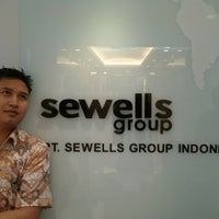 Photo taken at Sewells Group Indonesia by Tommy F. on 6/24/2013