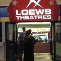 Photo taken at AMC Loews Rio Cinemas 18 by Jorge O. on 7/10/2013