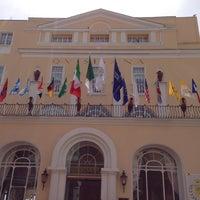 Foto scattata a Quisisana Grand Hotel da Alberto V. il 5/4/2013