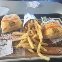 Photo taken at Burger King by I C. on 5/21/2017