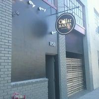 Das Foto wurde bei Cellarmaker Brewing Company von I C. am 10/15/2013 aufgenommen