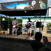 Photo taken at Rum Barrel Bar & Grill by Danielle H. on 11/2/2012