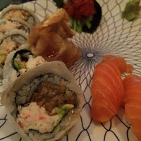 Photo taken at Minato Sushi Cafe by Foodie in Disguise (. on 12/28/2013