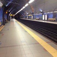Photo taken at Metro Parque [AZ] by Paulo B. on 9/22/2012