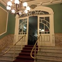 Photo taken at Grande Hotel de Paris by Paulo B. on 10/2/2014