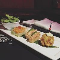 Photo taken at Blowfish Restaurant & Sake Bar by Do The Daniel on 10/14/2016