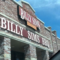 Photo taken at Billy Sims BBQ by Joshua F. on 7/10/2013