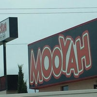 Photo taken at MOOYAH Burgers, Fries & Shakes by Joshua F. on 9/20/2013