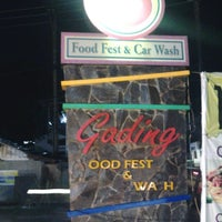 Photo taken at Gading Food Fest & Car Wash by Brengsex K. on 5/3/2013