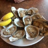 Photo taken at Ocracoke Oyster Company by reigny on 3/23/2016