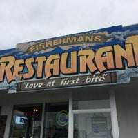 Photo taken at Fisherman's Restaurant by reigny on 6/19/2016