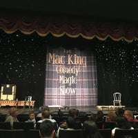 12/28/2017 tarihinde reignyziyaretçi tarafından The Mac King Comedy Magic Show'de çekilen fotoğraf