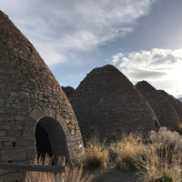 Photo taken at Ward Charcoal Ovens State Historic Park by reigny on 4/12/2017