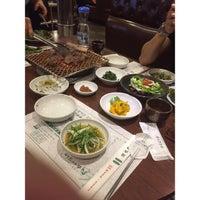 Photo taken at 버들골이야기 by Tomochan S. on 9/26/2015