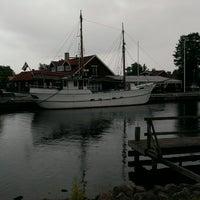 Photo taken at Göta kanal Karlsborg by Carl N. on 6/23/2013