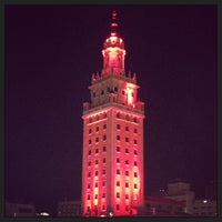 Photo taken at Miami Freedom Tower by Ernie M. on 6/2/2013