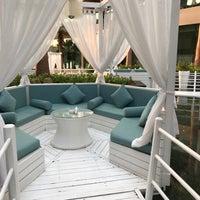 9/8/2017 tarihinde Edibe Zeynep T.ziyaretçi tarafından Nu Air Shisha Lounge By Rixos'de çekilen fotoğraf
