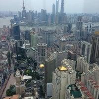 Photo taken at Le Royal Méridien Shanghai | 上海世茂皇家艾美酒店 by Pedro P. on 7/3/2013
