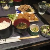 Photo taken at 原宿 たけ工房 by せき う. on 12/20/2015