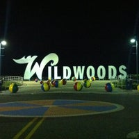 "Photo taken at ""Wildwoods"" Sign by Mary D. on 5/31/2013"