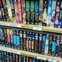 Photo taken at Half Price Books by Vanessa V. on 5/15/2013