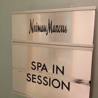 Photo taken at Neiman's Spa by Layne 💛 M. on 11/14/2012