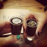 Photo taken at Kreation Kafe by Layne 💛 M. on 3/3/2013