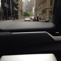 Photo taken at In an @Uber_Bos by Bob H. on 5/22/2014