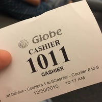 Photo taken at Globe Business Center by Candy V. on 12/30/2015