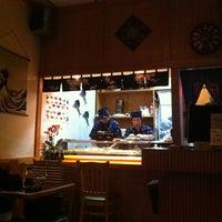 Photo taken at Mikaku Sushi by Olga J. on 6/15/2013