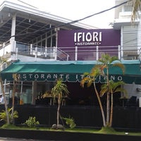 Photo taken at Ifiori Il Ristorante Italiano by Fungki A. on 5/24/2013