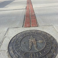 Photo taken at The Freedom Trail by L. B. on 3/18/2013