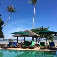Photo taken at Frendship Beach Waterfront Resort by Alexandra P. on 5/8/2017