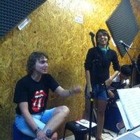Photo taken at Estudio Barulho by Carol M. on 8/6/2013