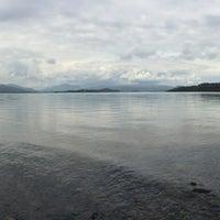 Photo taken at Loch Lomond by Danielle on 7/9/2014
