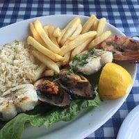 Photo taken at hermes restaurant by Beatrix M. on 7/28/2015