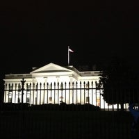 Photo taken at The White House by Sydney Y. on 5/15/2013