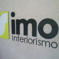 Photo taken at simo interiorismo by Maria Jose G. on 7/29/2013