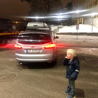Photo taken at Circle K Bjerke by Anders H. on 1/15/2018