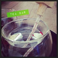 Photo taken at Tea Bar by Mademoiselle Thé on 7/13/2013